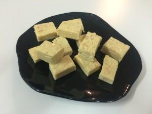 vanilla peanut protein bars