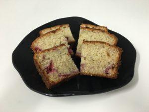 fruit yogurt loaf