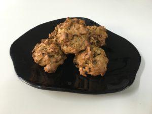 avocado raisin cookies