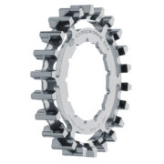 22 tooth cdx sprocket rohloff spline